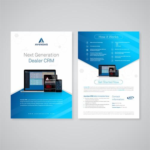 Avendas Product Sheet