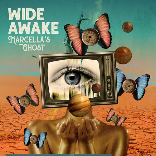Album Cover Wide Awake