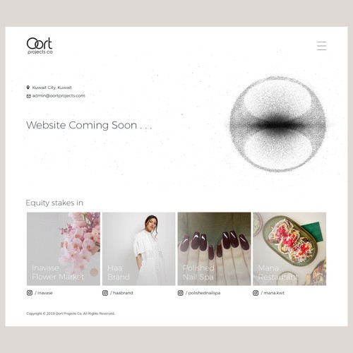 Oort project co