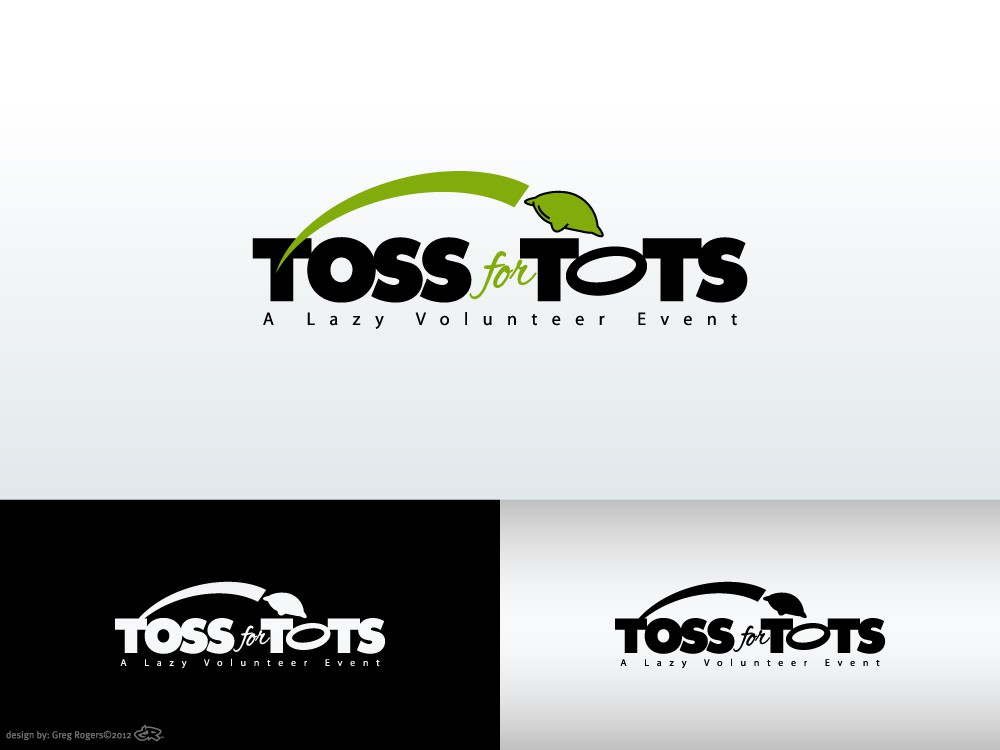 Create the next logo for Toss For Tots