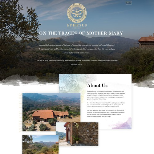 Ephesus Retreat - On the Trace of Mother Mary