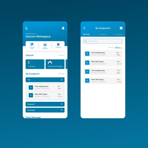 business application design