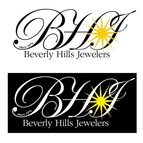 Beverly Hills Jewelers needs a new logo
