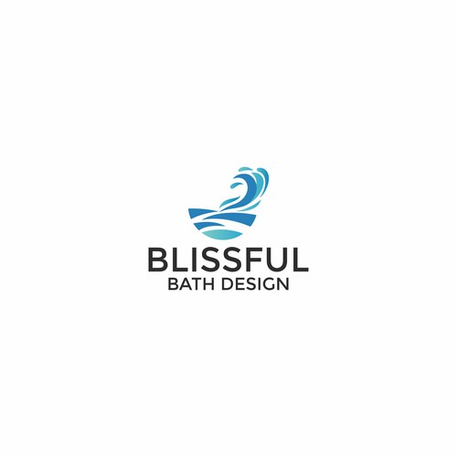 """Visually describe what a """"blissful bath"""" would feel like, in a abstract way."""