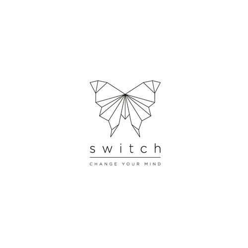 Sophisticated logo design for self-development journals.