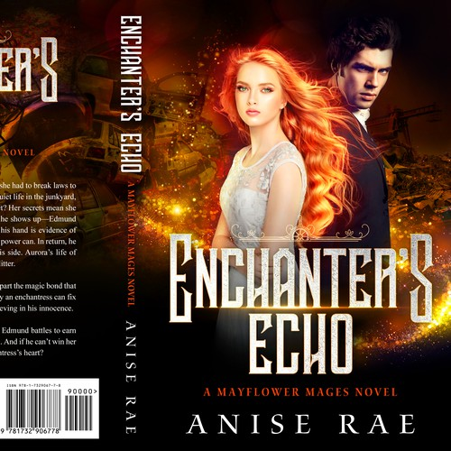 Enchanter's Echo - Paranormal Romance