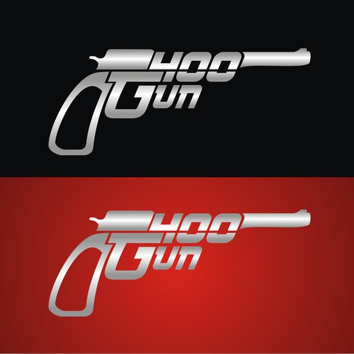 400 GUN needs a new logo