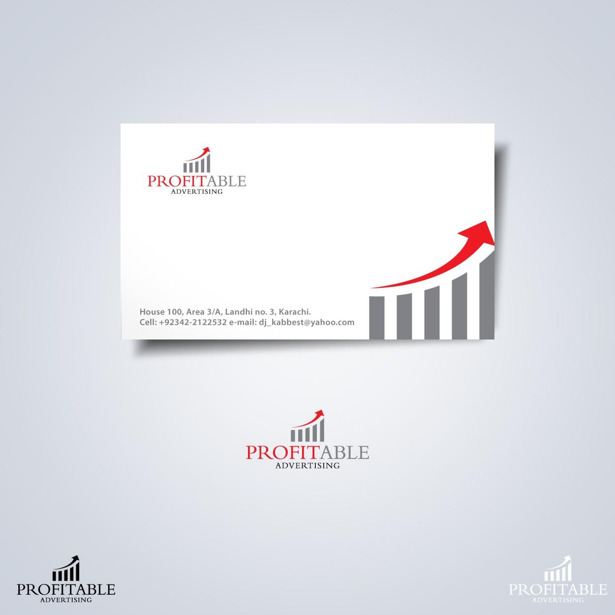 logo for Profitable Advertising