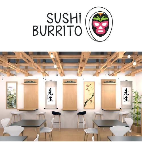Sushi Burrito - Interior Design