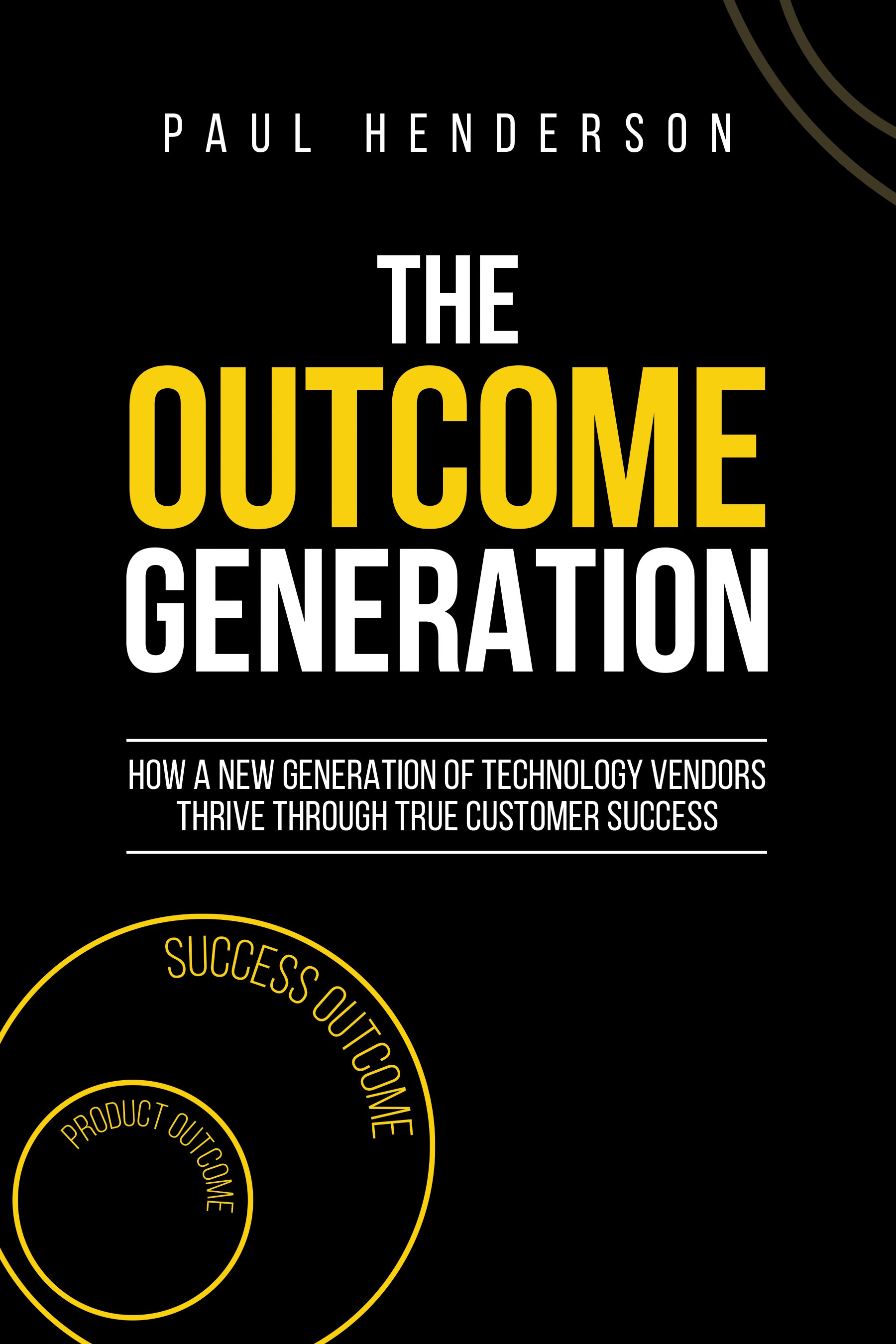 Book for technology vendors needs an eye-catching cover