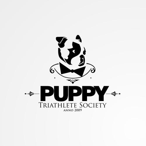 Puppy Triathlete Society needs a new logo