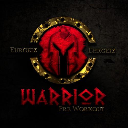 Warrior Pre Workout Label