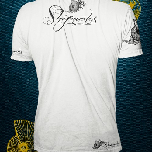 Creat our Shipmate T-Shirt   Nautical