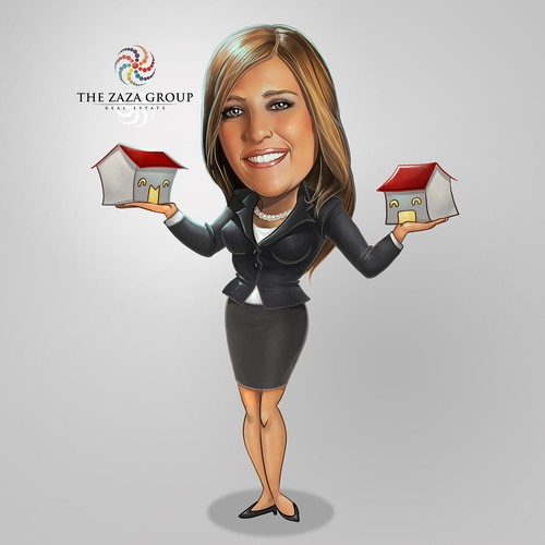 Create a Mascot or Character for our Real Estate Team