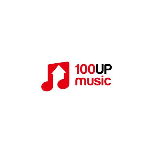 100 up music