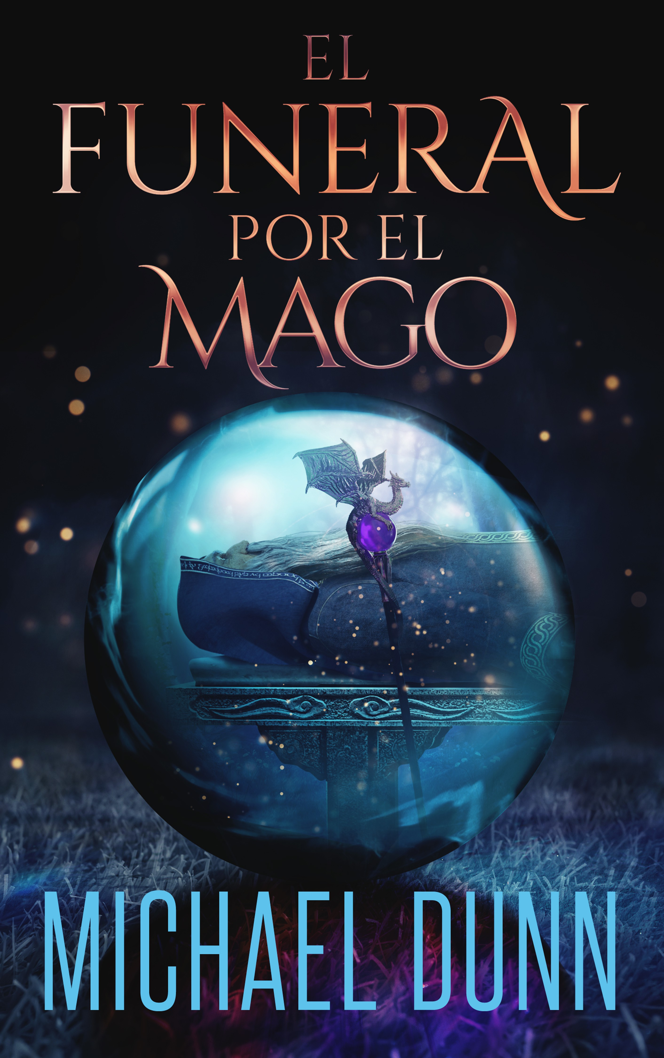 The Eve of the Dragon Books 2-4, Spanish edition for book 1