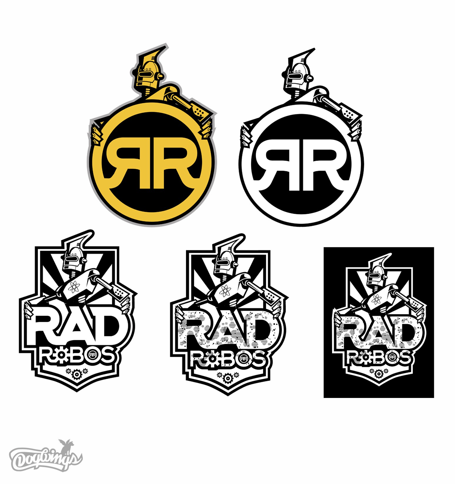 Rad Robos -- Robotics with Passion and Flare