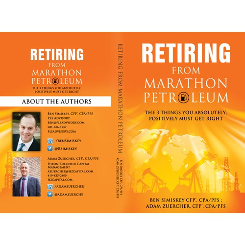 Book Cover for Personal Finance Ebook on Retirement Planning