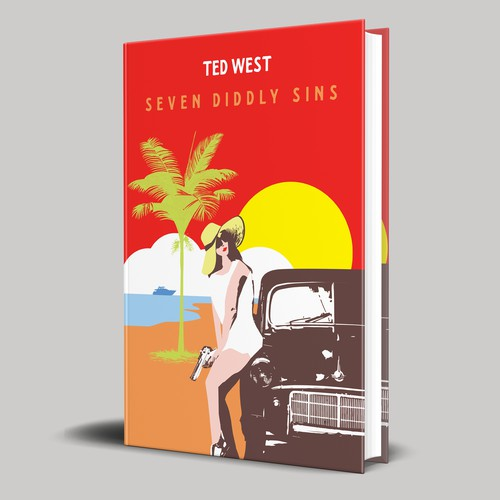 Bold Book Cover