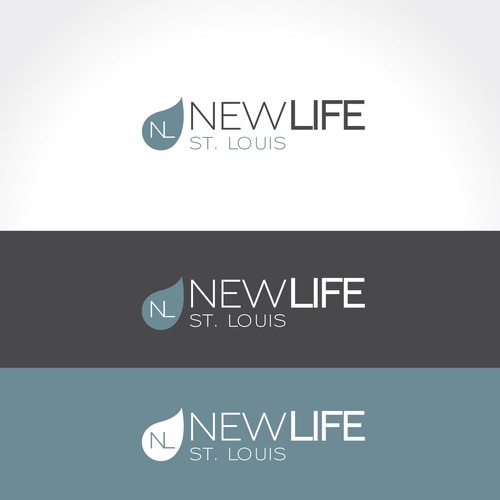 Bold Logo for a New Church