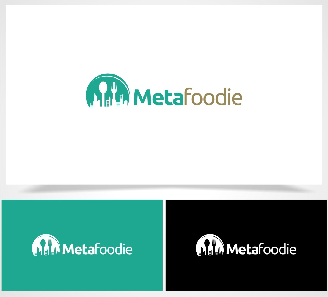 New foodie website needs a new meaningful logo