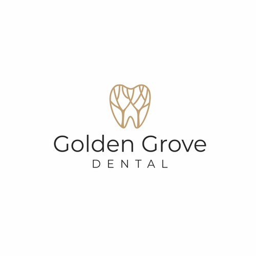 Logo design for a dental office