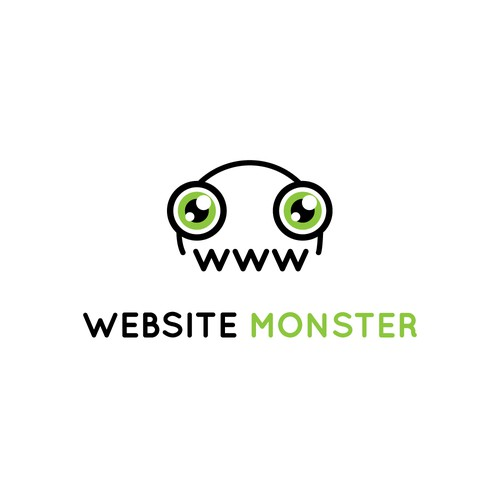 Website Monster Logo