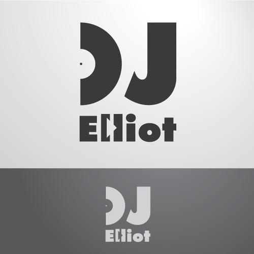 logo for DJ Elliot