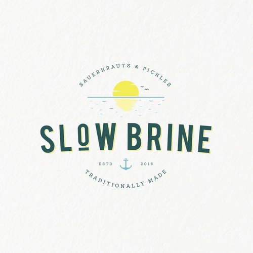 Concept for Slow Brine