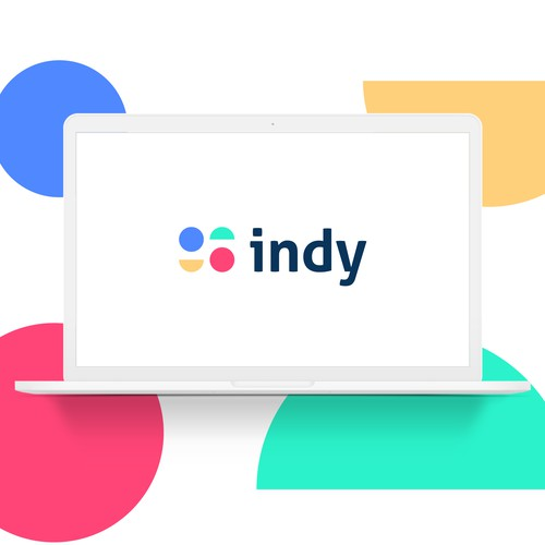 Indy logo design