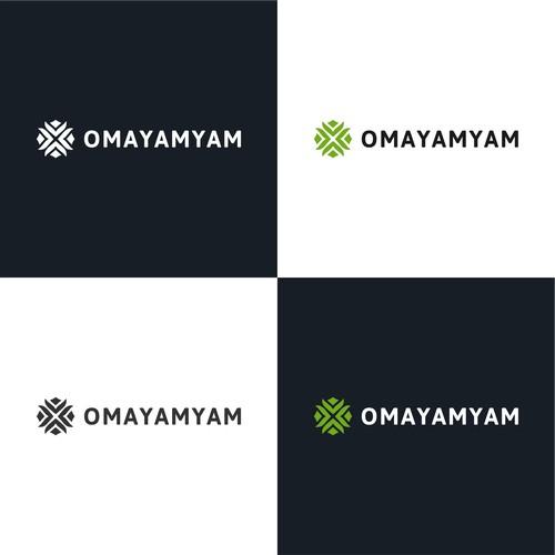 Omayamyam Logo Design