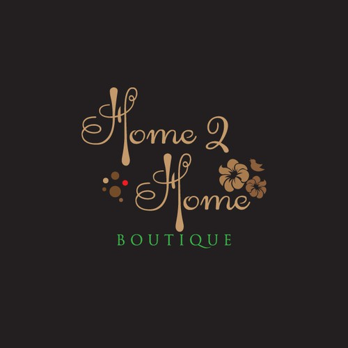 Create a Unique, Traditional logo for a Home decor and Furniture Boutique