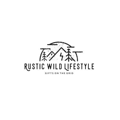 rustic wild lifestyle