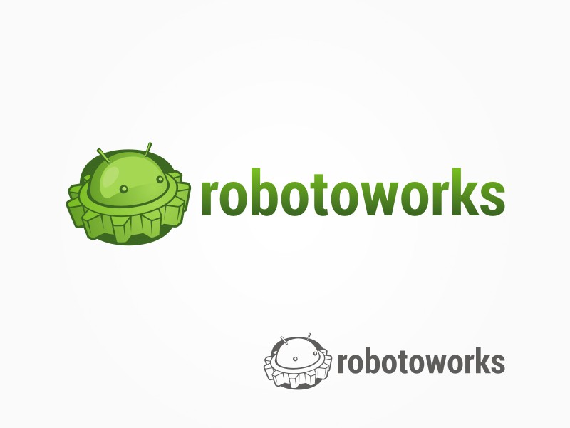 Help Robotoworks with a new logo