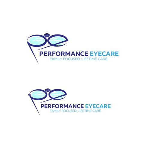 logo for optometric clinic