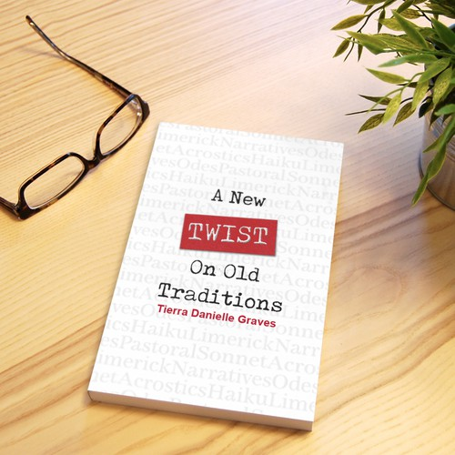 Book Cover Design for A New Twist on Old Traditions