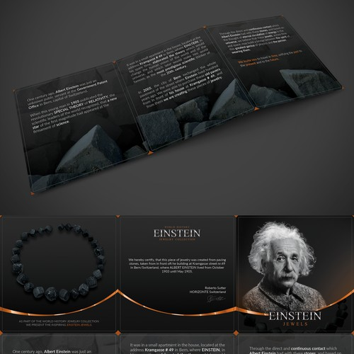 Einstein Jewels