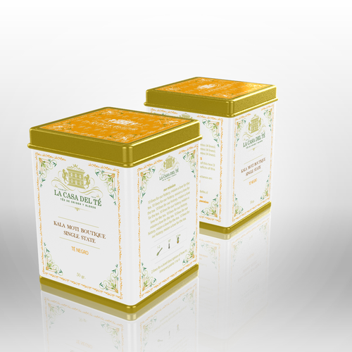 LABEL DESIGN FOR A TEA STORE (SIMPLE & SOPHISTICATED) - PLUS 1/1 PROJECT (EXTRA $350)