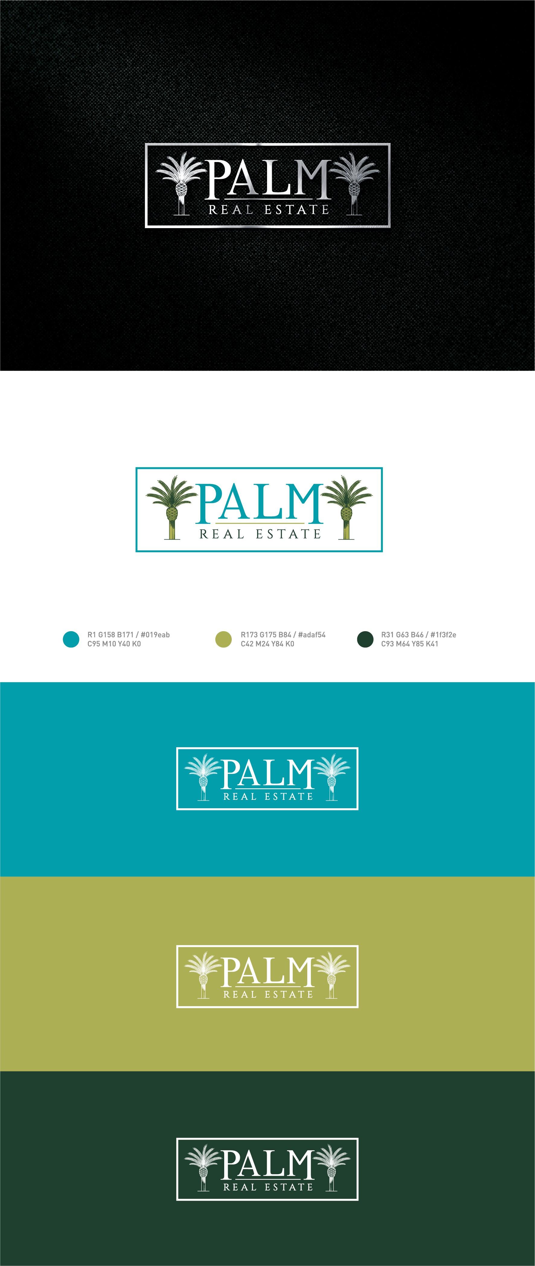 Florida Real Estate Company Needs a New Tropical Logo