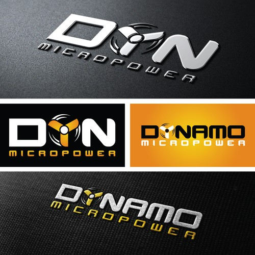 DYNAMO MICROPOWER - LOGO