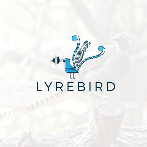 Lyrebird voice