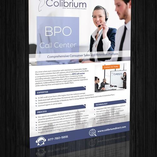 Software Company Marketing Datasheet/Brochure