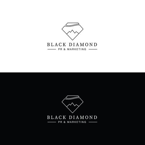 Black Diamon logo