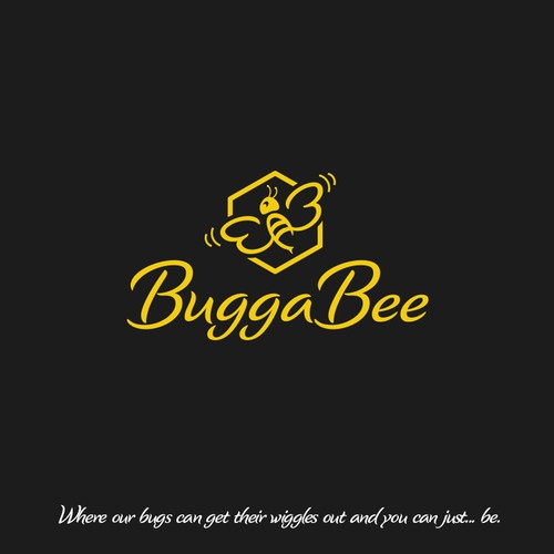 Youthful logo for BuggaBee