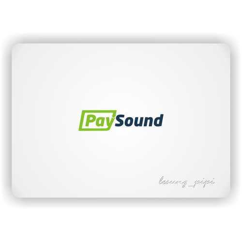 Help PaySound with a new logo