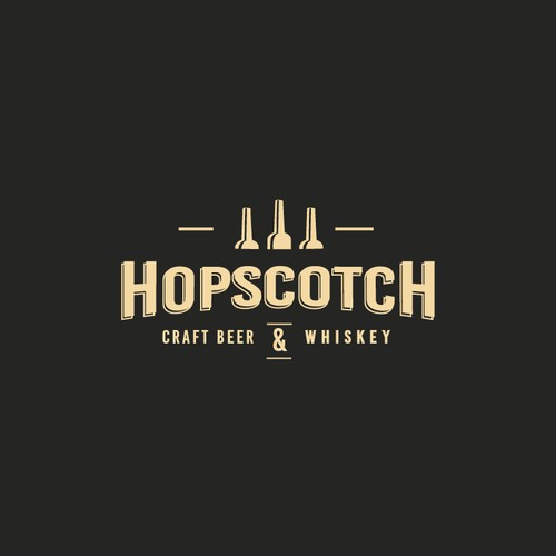 """Typography style for """"Hopscotch"""""""