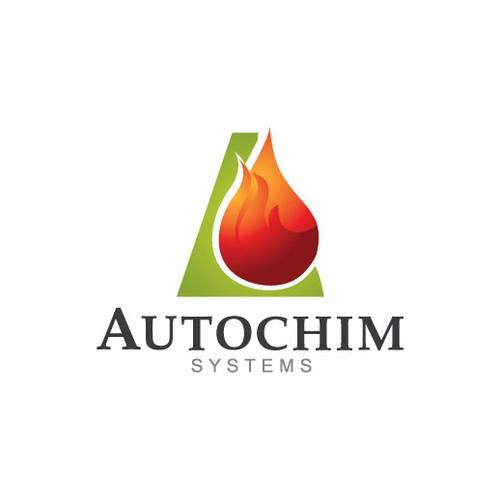 AUTOCHIM SYSTEMS - LOGO DESIGN