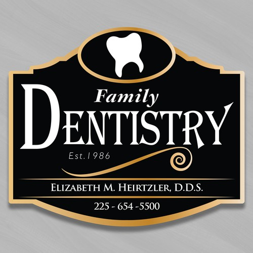 Create Big Smiles for dental office seeking stunning main street sign.