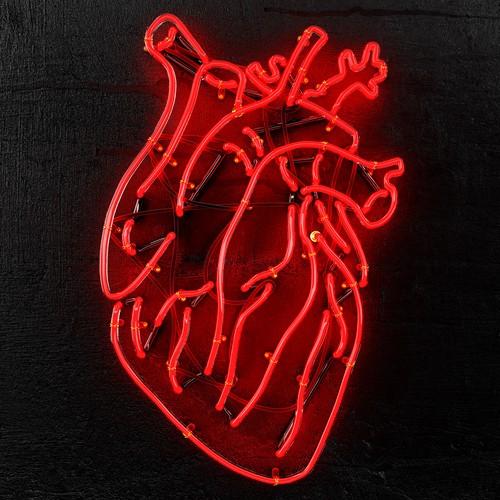 Neon sign Heart