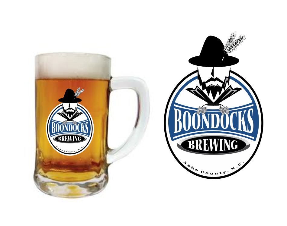 logo for Boondocks Brewing